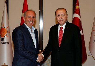 Türkiye'nin Yükselen Değeri Muharrem İnce